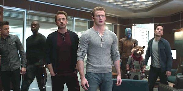 Avengers cast endgame movie