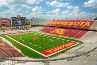 Electronic Design Company Puts JBL VLA Line Arrays In The Starting Lineup At TCF Bank Stadium