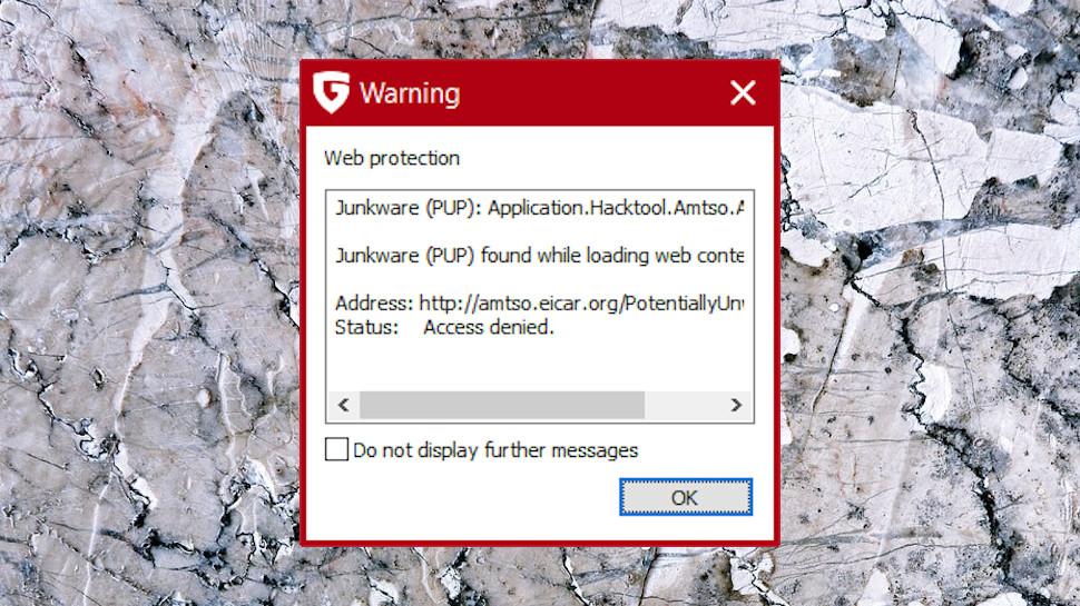 Alert Web Protection