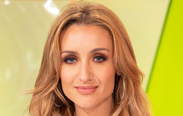 Ex Coronation Street star Catherine Tyldesley looks virtually unrecognisable in her new drama 15 Days