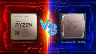 5900X vs 11900K