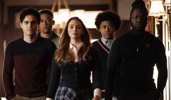 Legacies Season 1 Super Squad supersquad Avengers