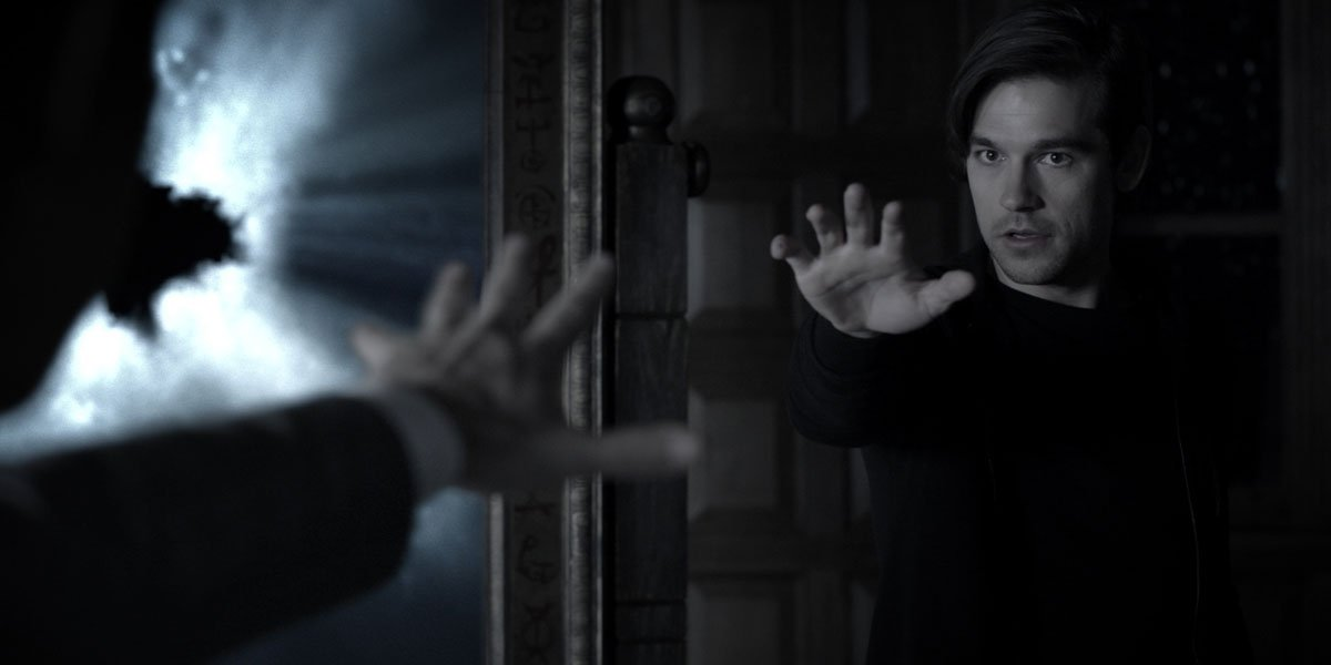Jason Ralph's final episode and exit on The Magicians