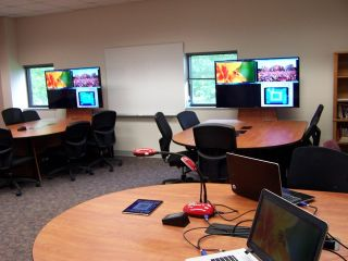 First UltraHD Quadview Classroom Debuts at Lone Star College