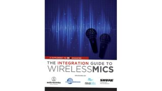 SCN - Integration Guide to Wireless Mics