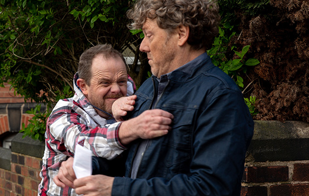 Emmerdale spoilers! Dan attacks Daz after his brother is questioned about Amelia's abduction
