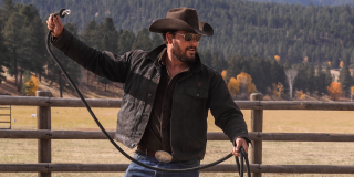 Yellowstone Rip Wheeler Cole Hauser Paramount Network
