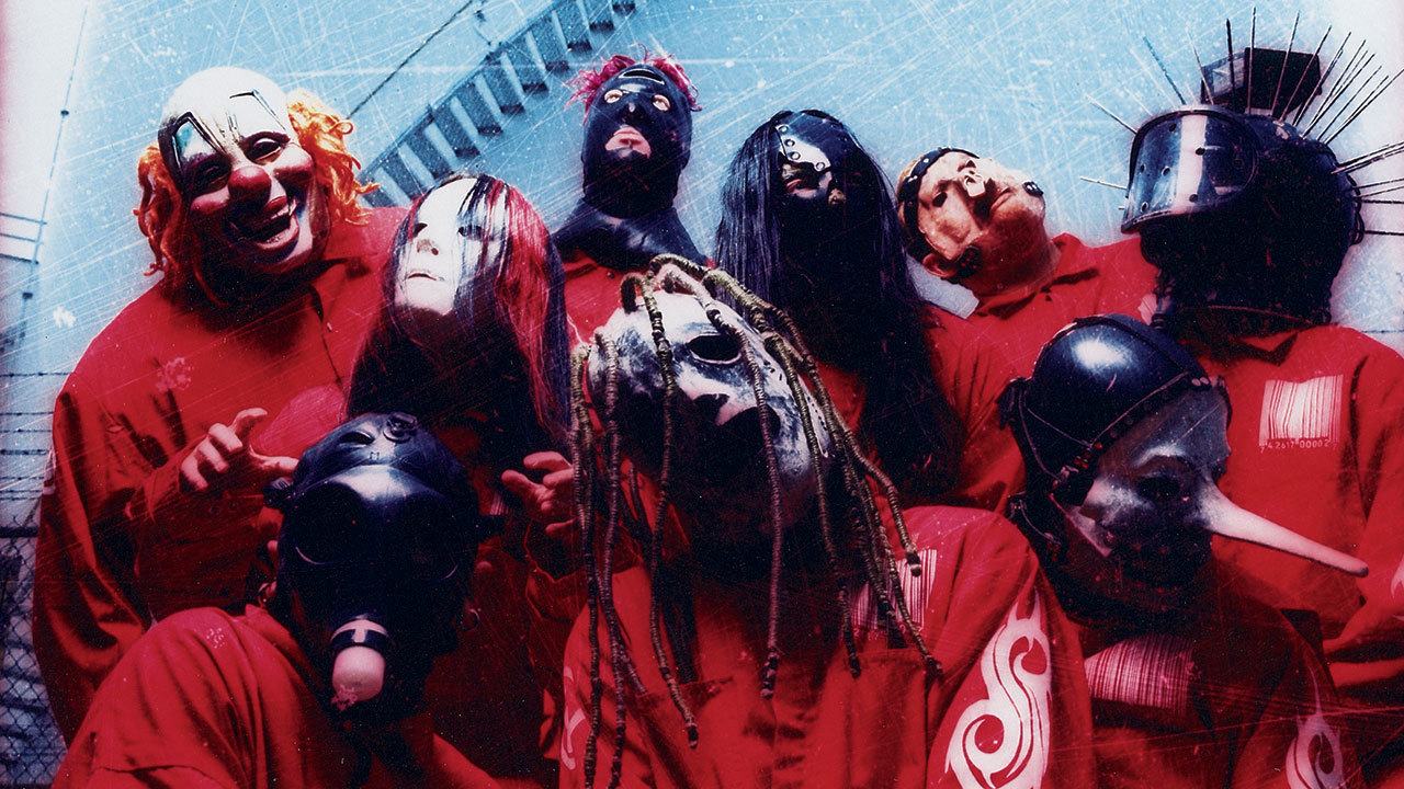 1996 The Masks Went On And The Slipknot Phenomenon Was Born Louder