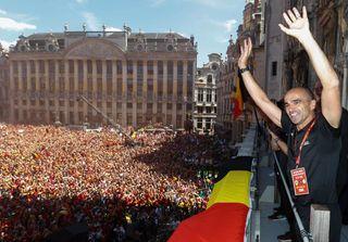 Belgium, Roberto Martinez