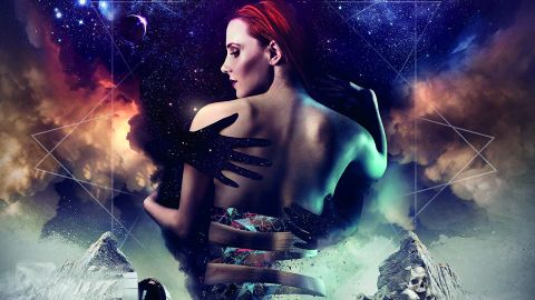 Cover art for Epica - The Solace System album
