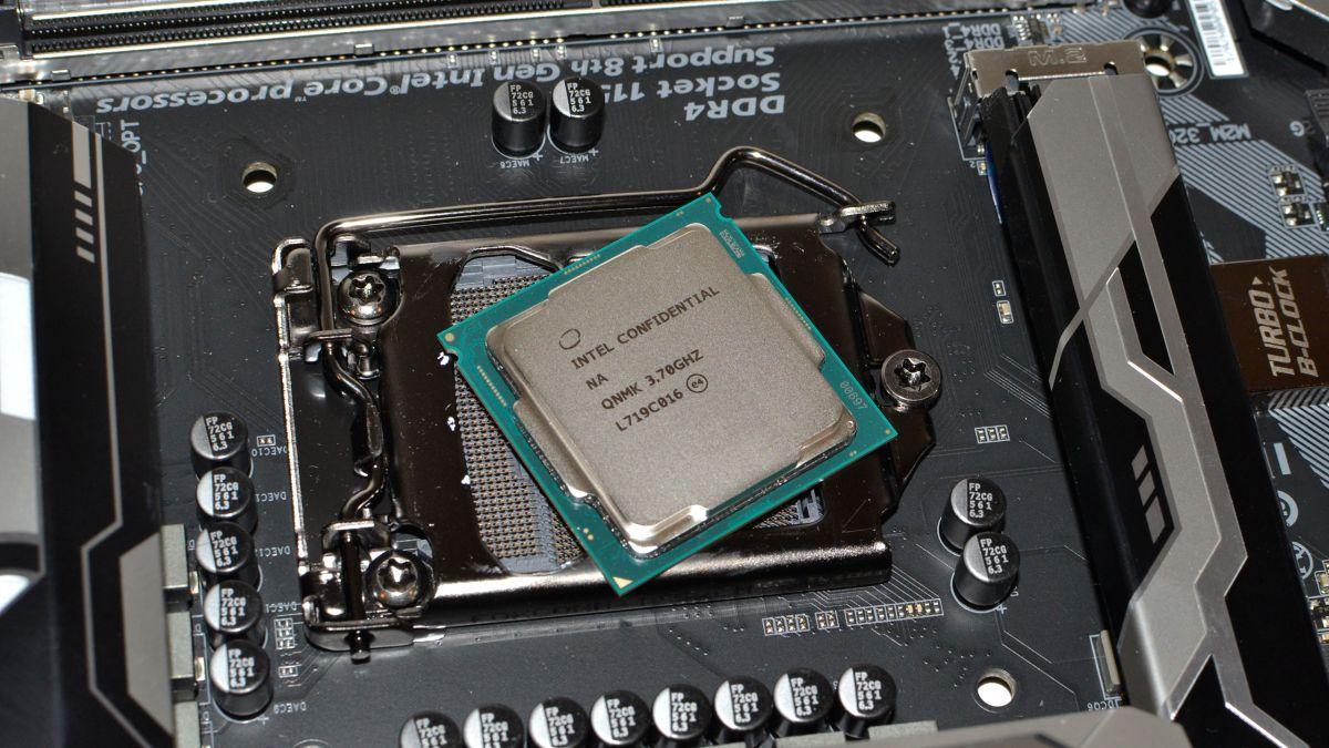 Intel S Flagship Core I7 8700k Coffee Lake Processors Are