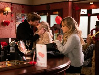 Coronation Street spoilers: Daniel Osbourne and Bethany are officially an item!