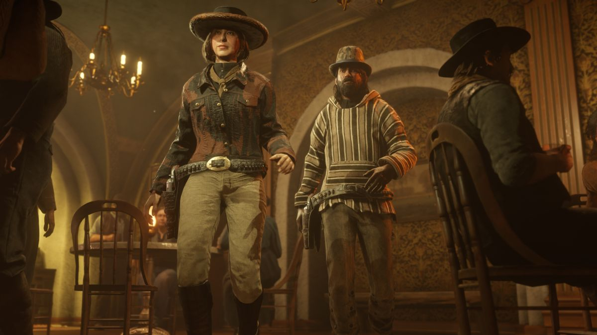 Red Dead Online wants to tempt you to become a moonshiner with new bonuses