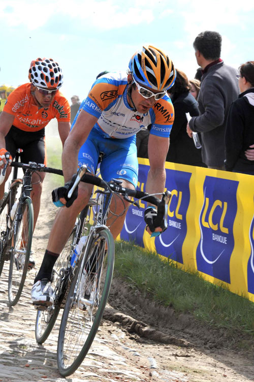 David Millar, Paris-Roubaix 2010