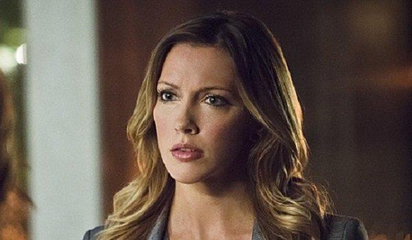 Laurel Lance Katie Cassidy Arrow The CW