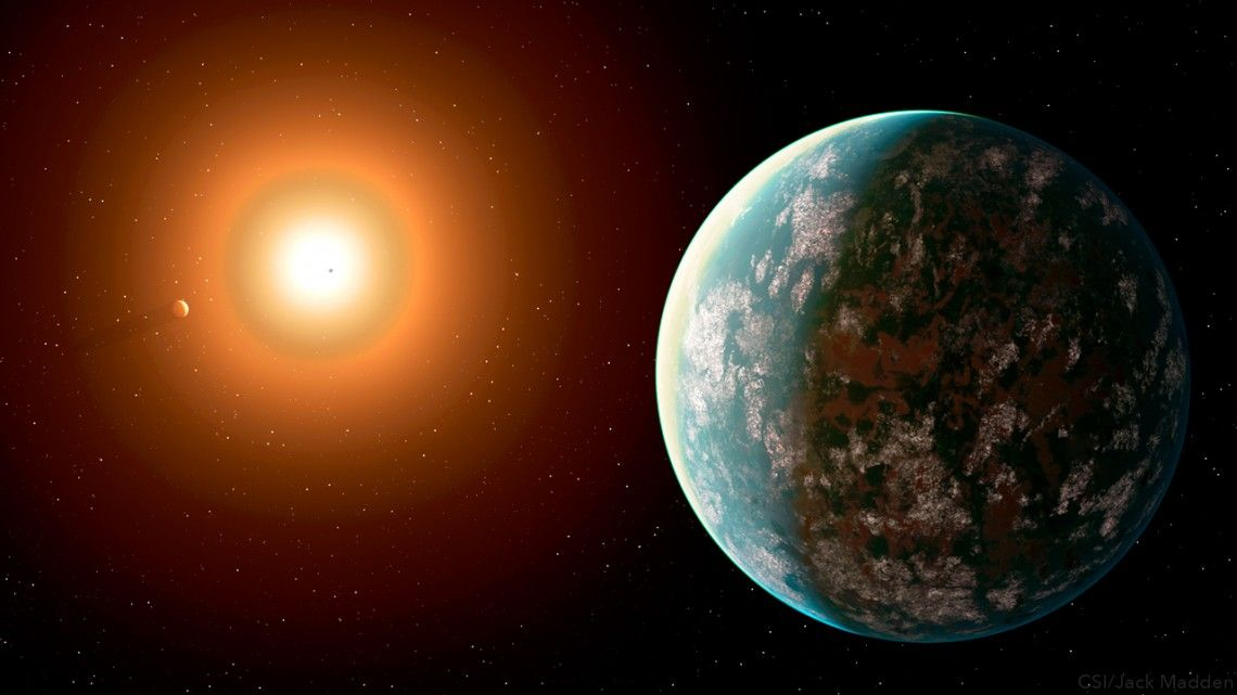 Could There Be Life? This Newfound 'Super-Earth' May Be Habitable