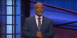 LeVar Burton Asked His Wife How He Did After His First Day On Jeopardy. She Was Honest