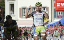 Peter Sagan (Liquigas-Cannondale) wins stage 3
