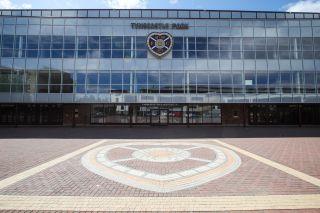Tyncastle Stadium – Home of Heart of Midlothian F.C