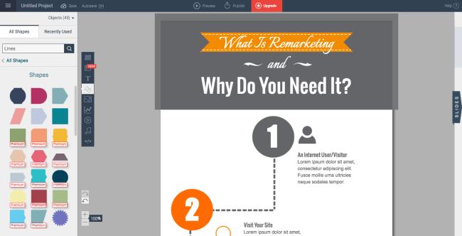 Buat Infographics Kalian Dengan Beberapa Tools Free Ini