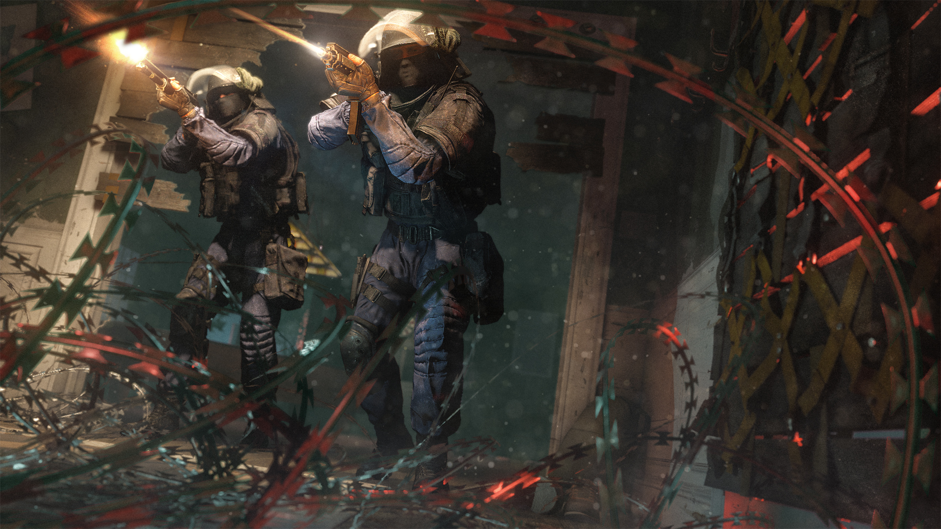Rainbow Six Siege will be supported with new content for another year