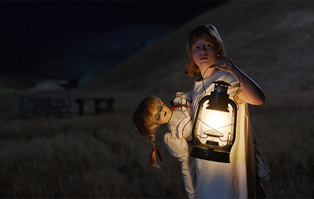 Annabelle Creation Lulu Wilson