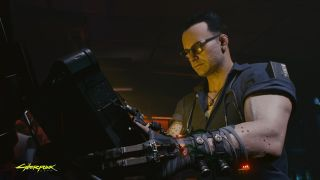 Cyberpunk 2077's free DLC has been named thanks to the Epic Game Store