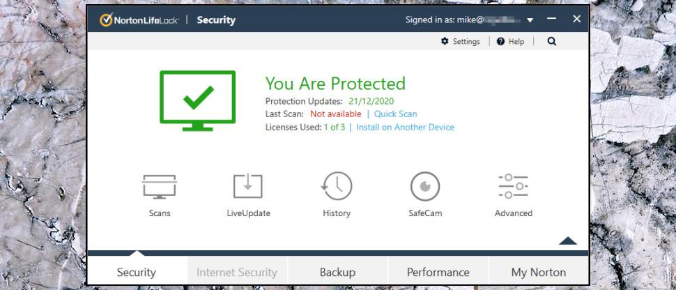 Norton Antivirus Solutions Review Techradar