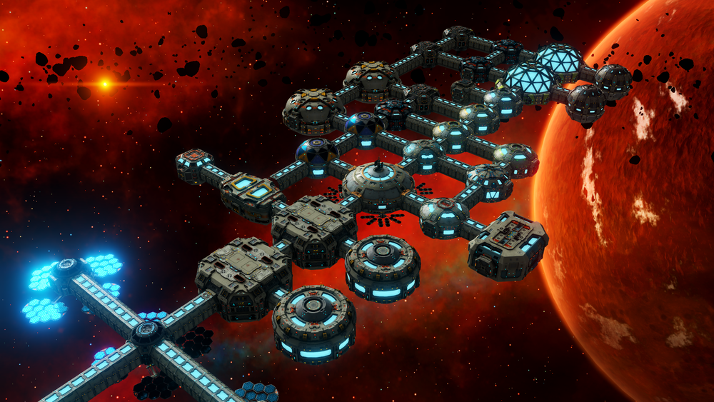 Space station simulator 'Base One' launches for PC and Mac and it's 20% off