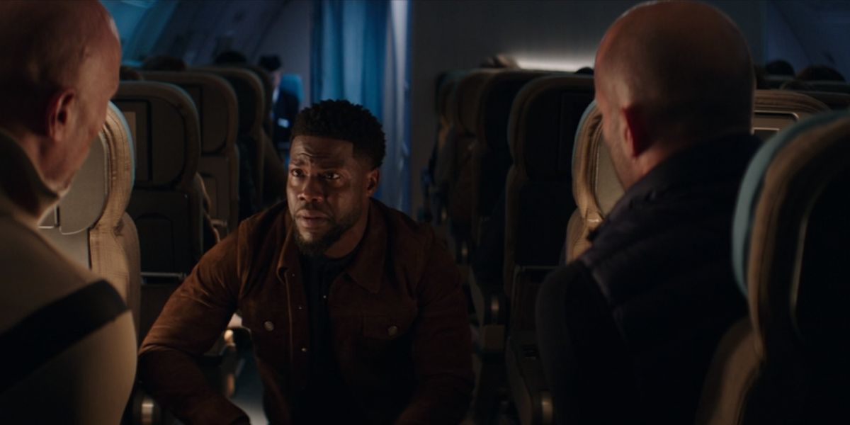 Kevin Hart in Hobbs & Shaw