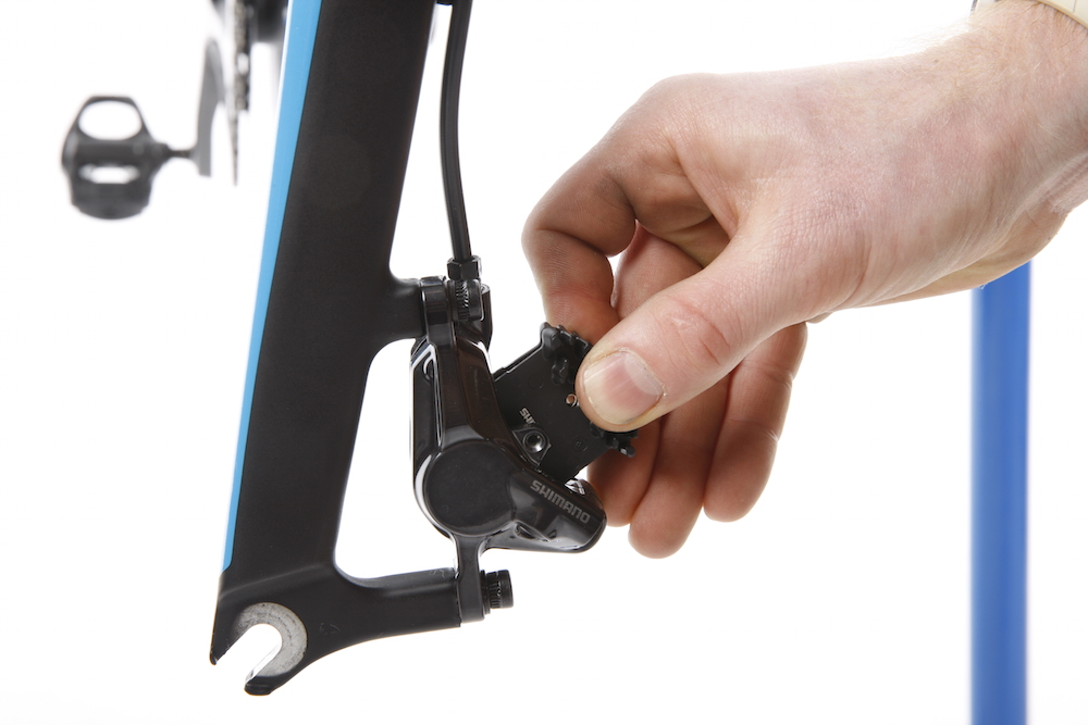 Watch: How to replace your disc brake pads - Cycling Weekly