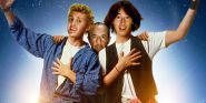 Throwback Bill And Ted Photos Reveal Alternate Ending And Opening That Never Made The Screen