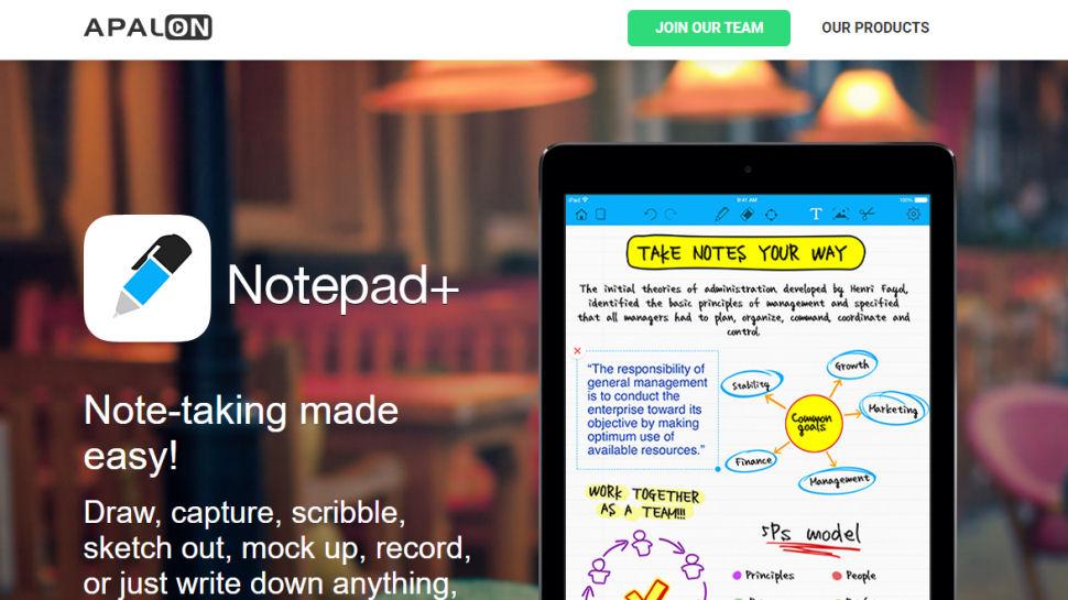 Apalon Notepad+