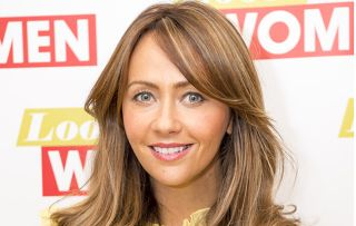 Corrie's Samia Longchambon training to be a reflexologist: 'It's given me a break from my own head'