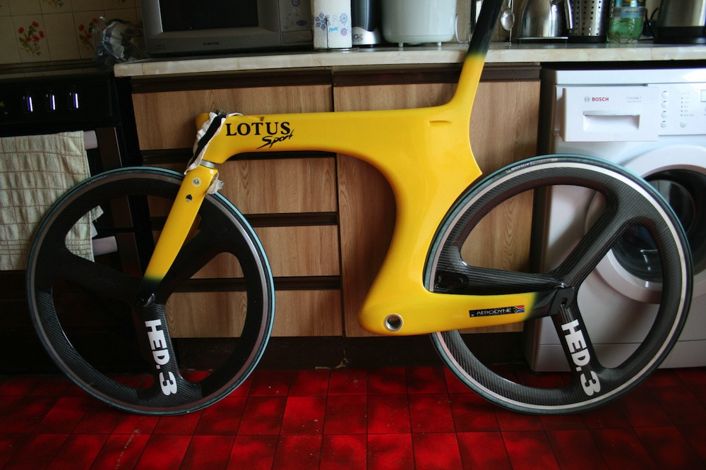 Lotus Sport Frame On Ebay For 163 8000 Cycling Weekly