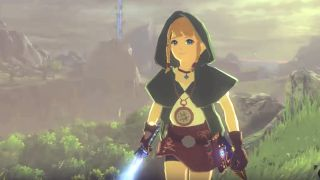 Play As Linkle Aka Female Link In Legend Of Zelda Breath