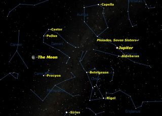 Jupiter At Its Best Tonight Watch Jupiter S Opposition Online Space