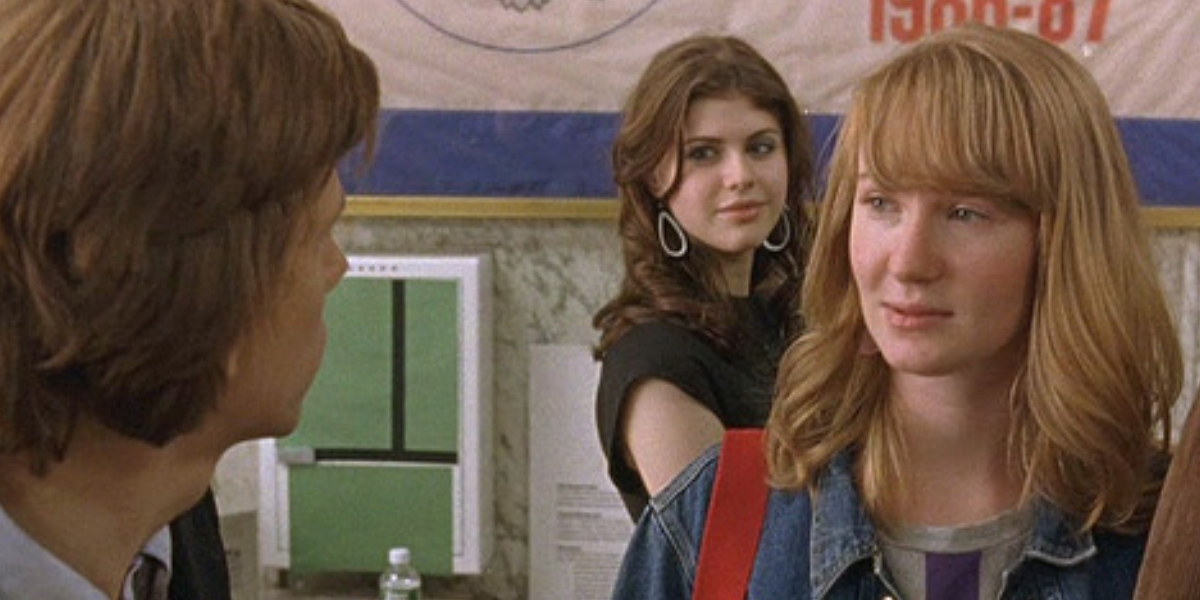 Alexandra Daddario in The Squid and the Whale