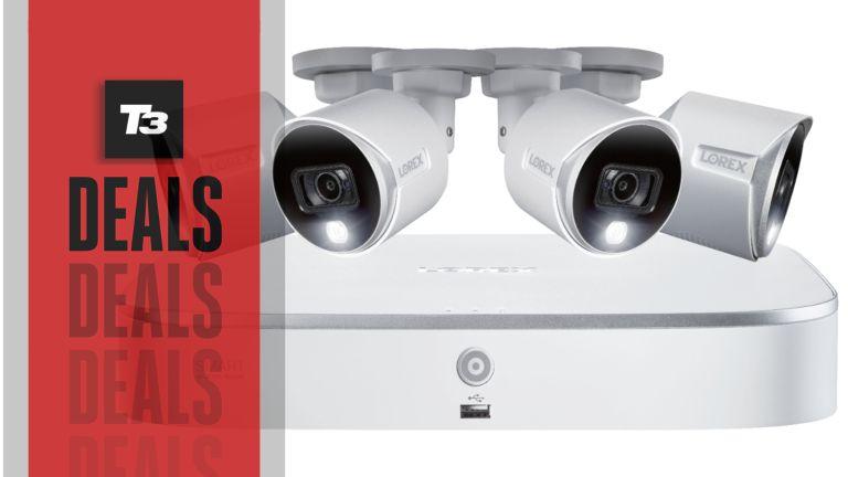 cheap security camera deal