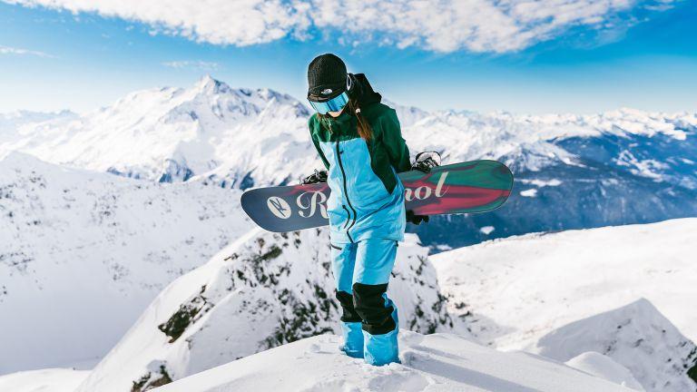 best snowboard: Burton