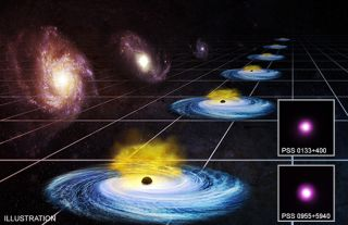 Dark Energy Gets Weirder: Mysterious Force May Vary Over Time