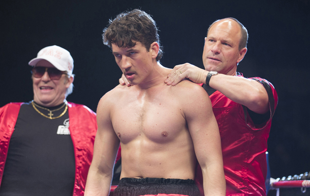 Bleed for This Ciaran Hinds Miles Teller Aaron Eckhart