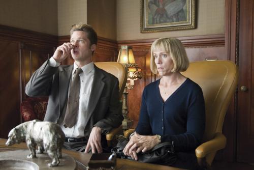 Burn After Reading - Brad Pitt & Frances McDormand