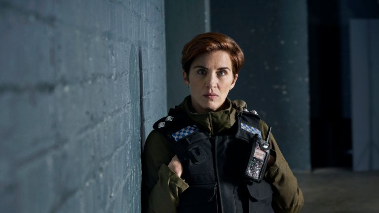 Vicky McClure as Kate Fleming in BBC's Line of Duty