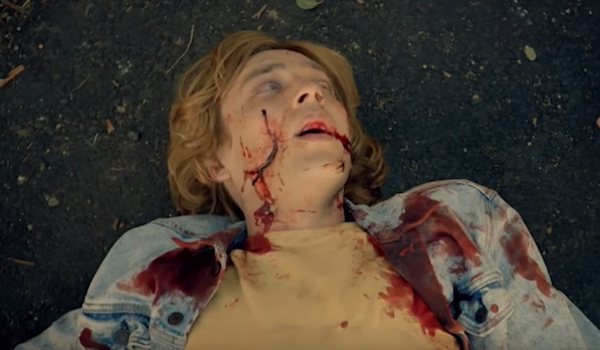 michael dying american horror story apocalypse