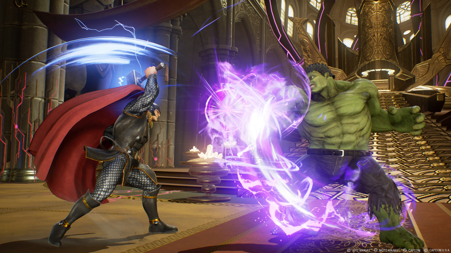 Marvel vs  Capcom Infinite: Everything You Need to Know
