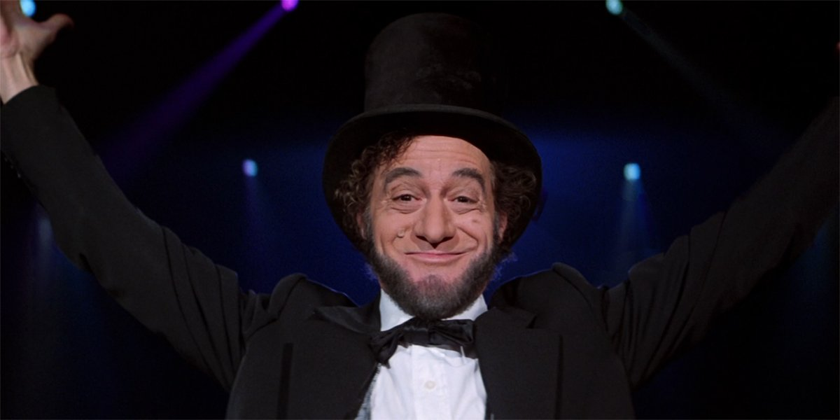 Bill And Ted's Excellent Adventure Abe Lincoln