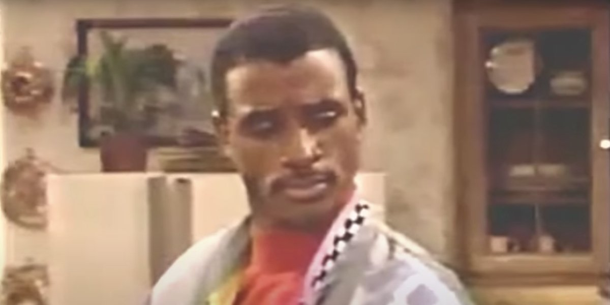 Tommy Davidson in the Coming to America spin-off pilot