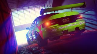 GTA Online race car