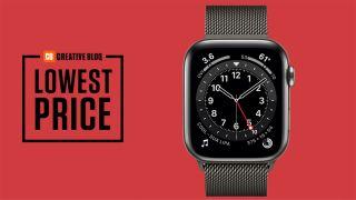 Apple Watch 6 deal